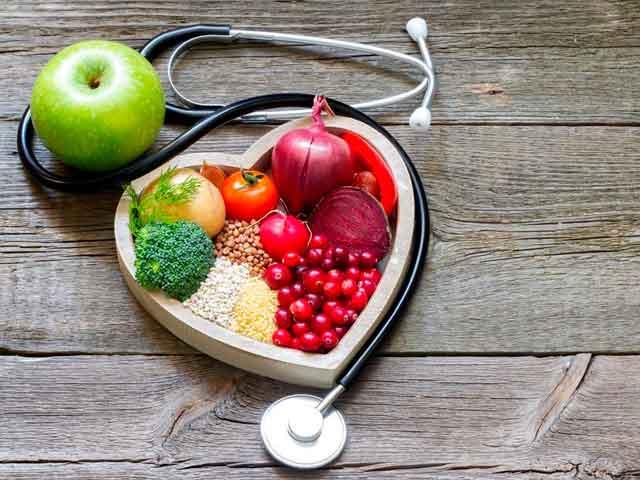 Какие продукты полезны для сердца и сосудов