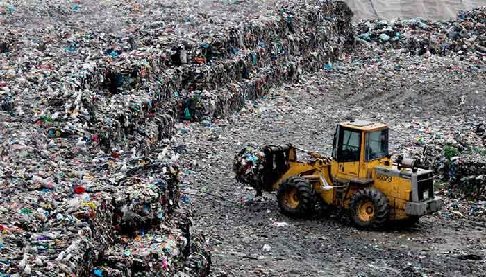 Что будет, если не начать перерабатывать мусор?