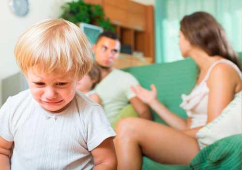 Проблемы воспитания современных детей