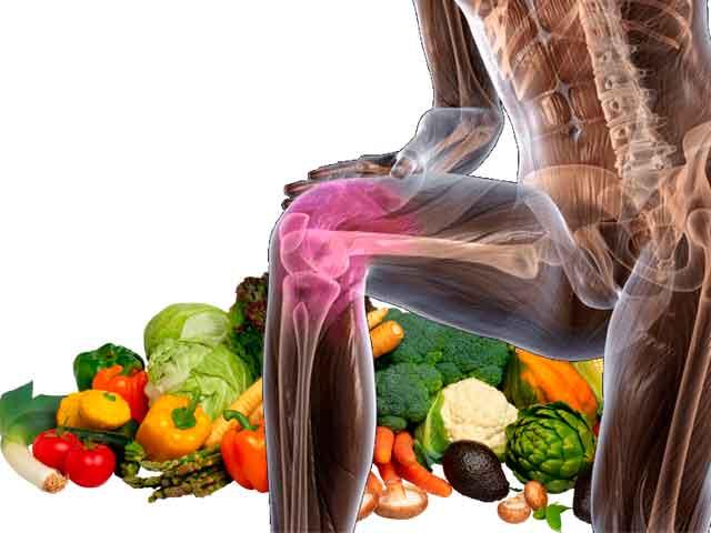 Какие продукты полезные для суставов