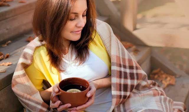 Имбирный чай для женщин