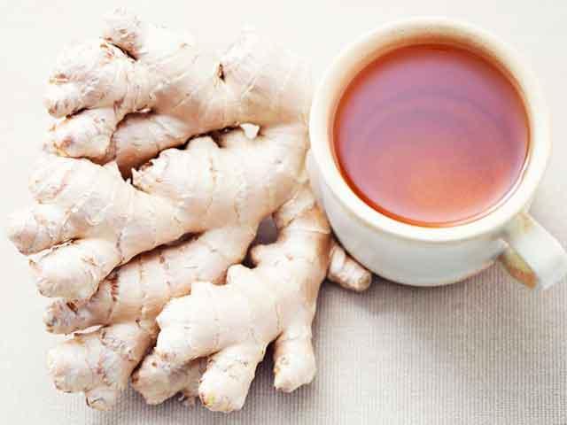 Имбирный чай: польза и вред для организма женщин и мужчин