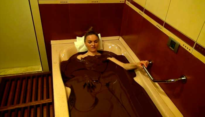 Нафталановые ванны: противопоказания