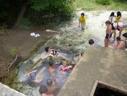 Польза сероводородных ванн для организма