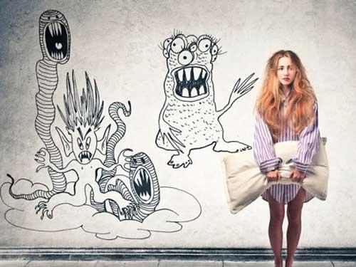 Причины кошмаров по ночам