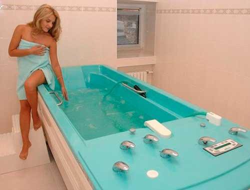 Сероводородные ванны: показания к применению