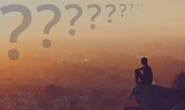 Задайте себе важные вопросы, если не знаете что хотите