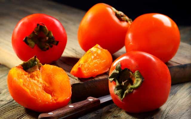 Хурма - химический состав и пищевая ценность