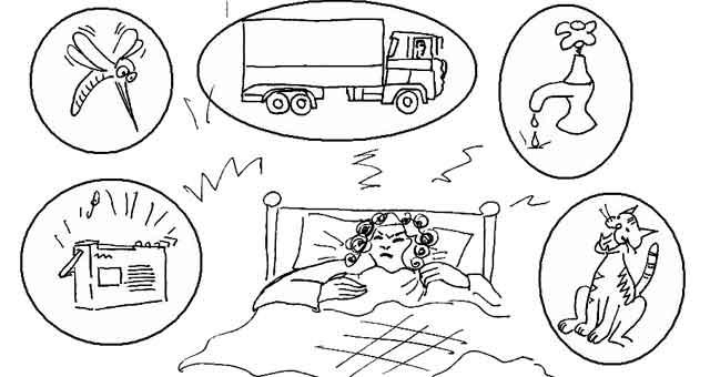 Как защитить себя от шума