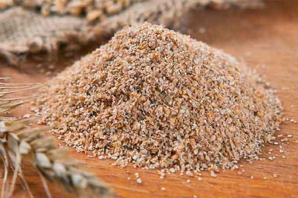 Отруби пшеничные: химический состав