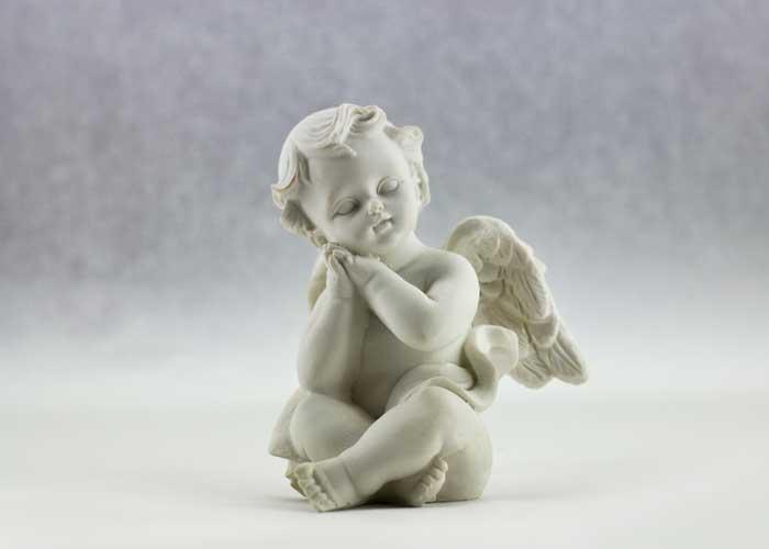 Рисуем волшебного ангелочка