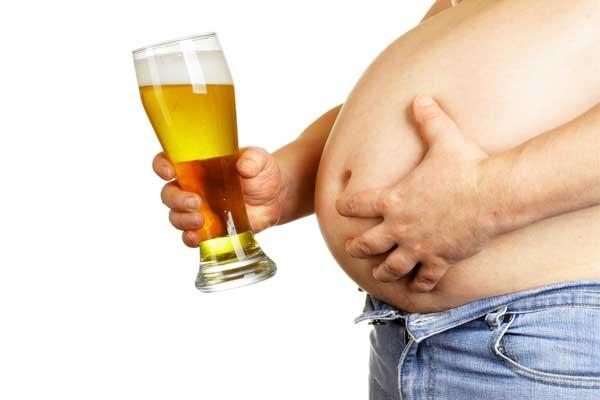 Влияние пива на женщин и мужчин