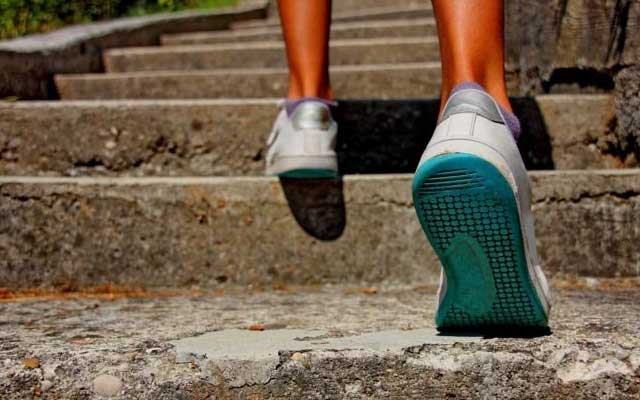 Ходьба по лестнице польза и вред