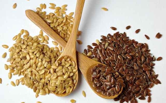 Очищение организма от шлаков семенами льна