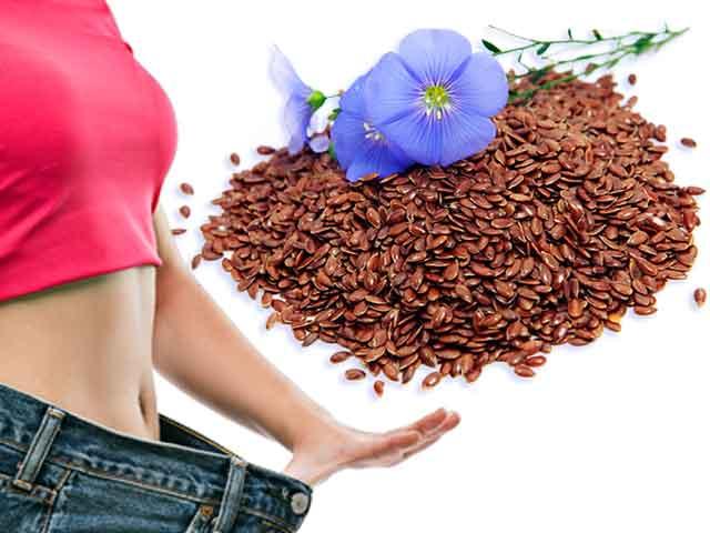 Как принимать семя льна для очищения организма от шлаков и токсинов