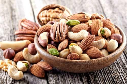 Орехи для улучшения пищеварения