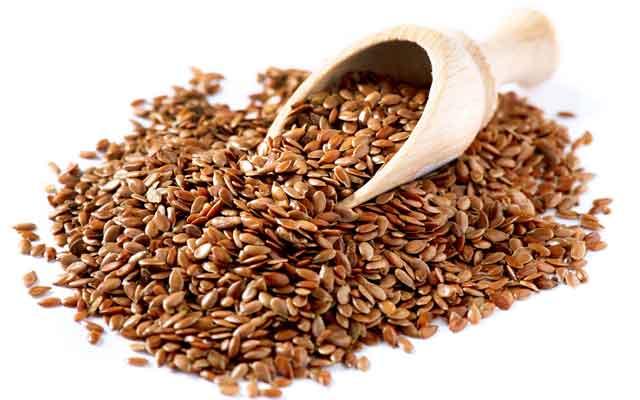 очистка кишечника от шлаков семенами льна