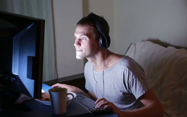 Влияние компьютера на психику человека