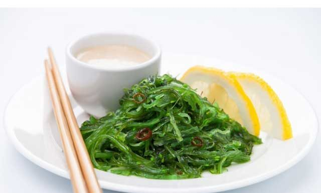 Морские водоросли чука: польза и вред