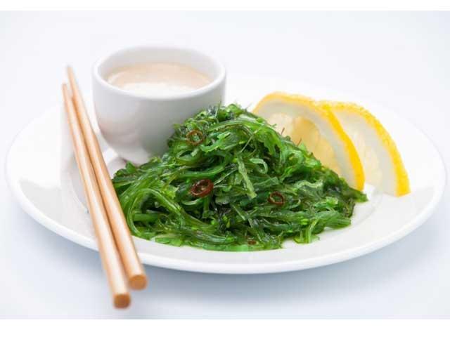 Салат чука (морские водоросли) польза и вред, как готовить чука