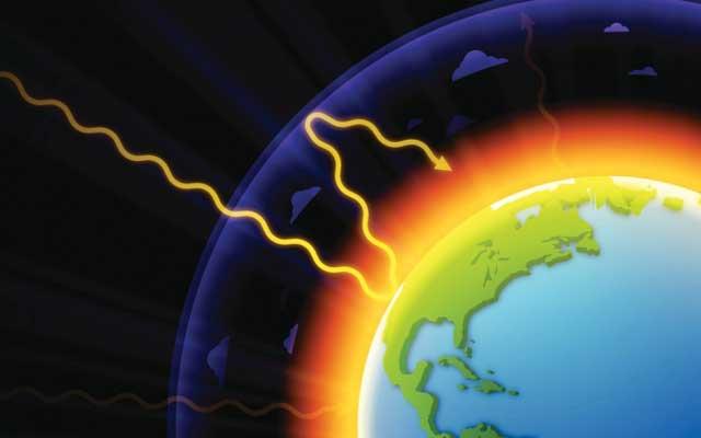 Причины возникновения парникового эффекта