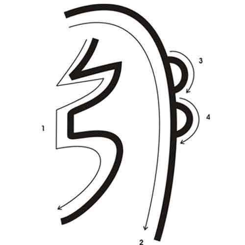 Символ рейки Сей хе ки