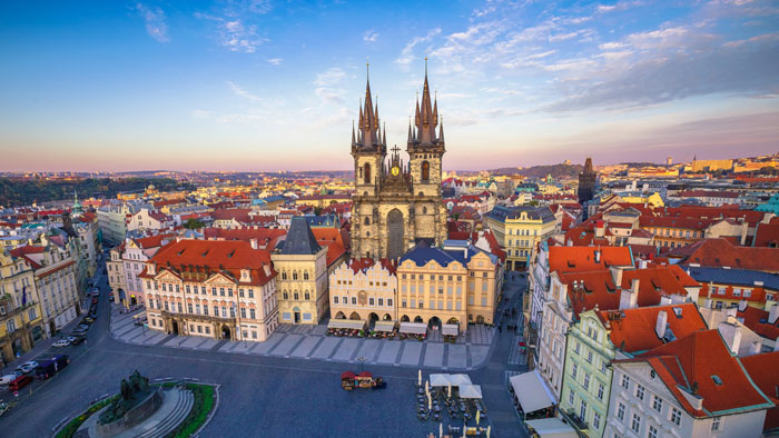 Чехия на майские праздники 2019
