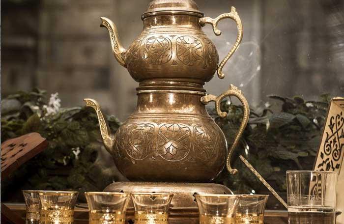 Как заваривать гранатовый чай
