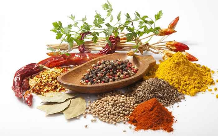Кальций в растительных продуктах питания