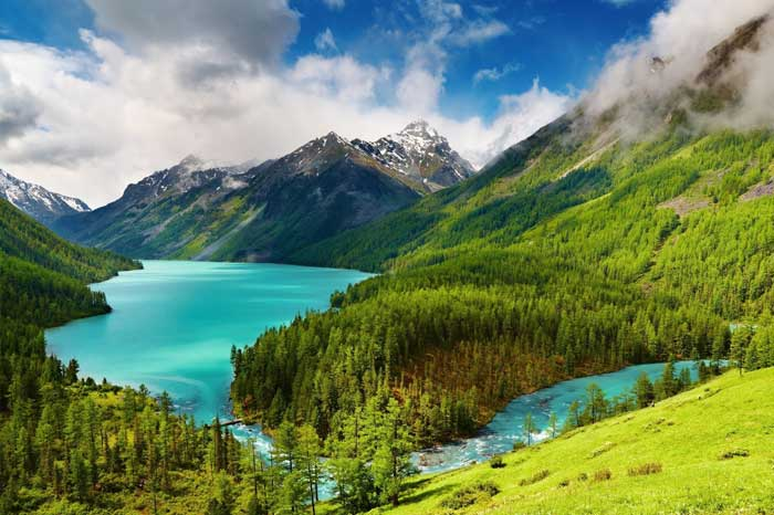 Куда поехать на майские праздники - Алтай