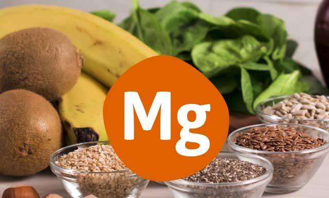 В каких растительных продуктах содержится магний: таблица