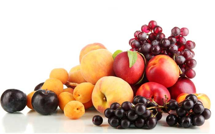 В каких фруктах содержится кальций, таблица