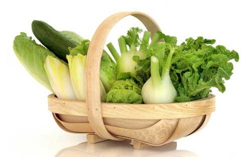 В каких овощах есть магний