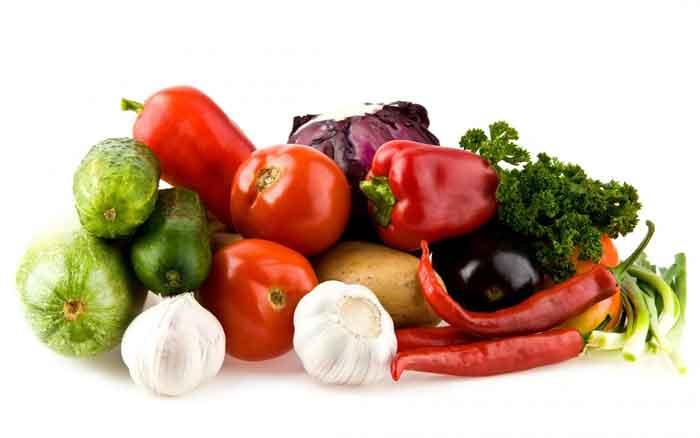 В каких овощах содержится кальций, таблица