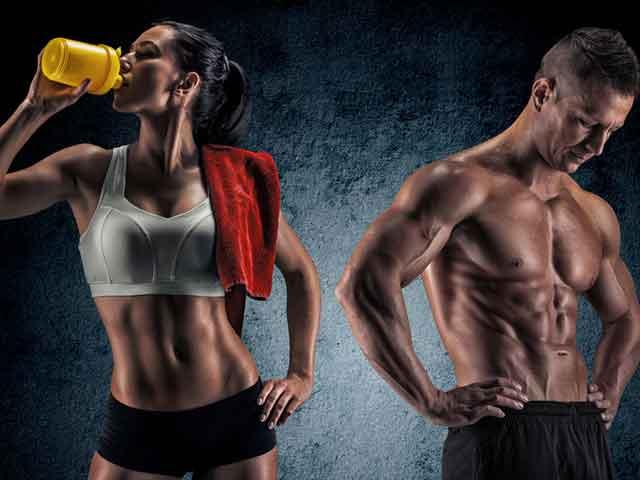 За сколько можно накачать пресс мужчине и девушке: комплекс упражнений