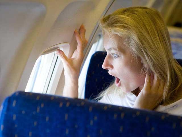 Как перестать бояться летать на самолете: несколько интересных фактов