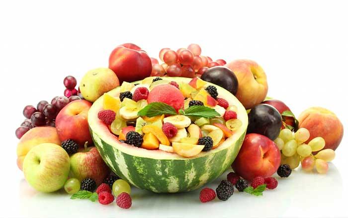 Клетчатка в ягодах, фруктах и сухофруктах