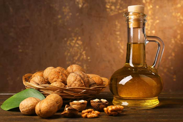 Польза масла грецкого ореха для организма