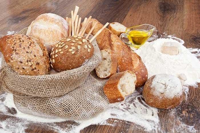 Таблица углеводов в хлебе