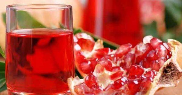 Польза гранатового сока для женщин