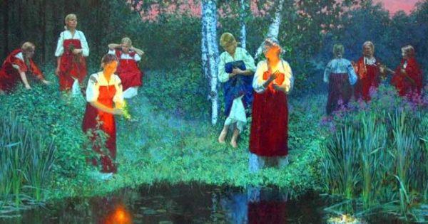 Праздник Ивана Купала: какого числа, традиции и обычаи