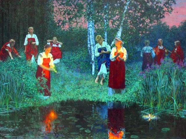 Как древние славяне отмечали праздник Ивана Купала на Руси?