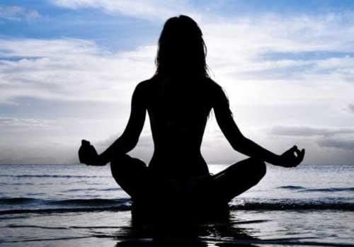 Медитация снижает адреналин