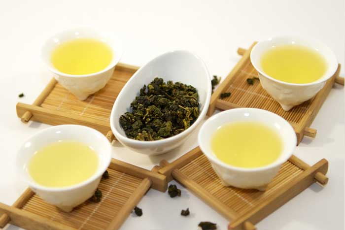 Польза и вред зеленого чая улун