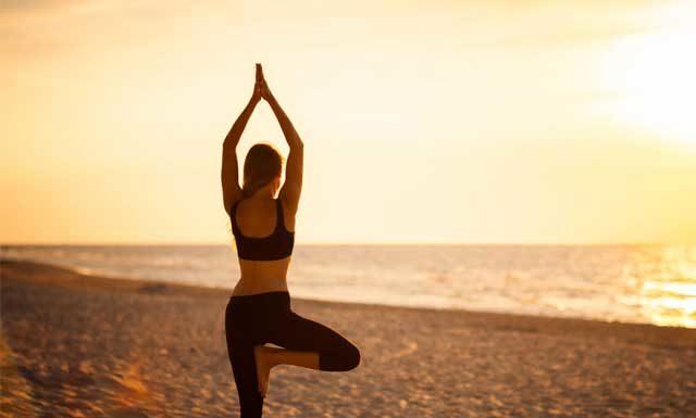 Положительное влияние йоги на стресс
