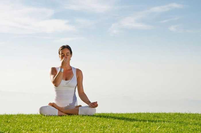 Пранаяма. Влияние йоги на стресс