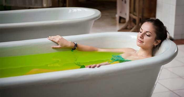 Скипидарные ванны для похудения в домашних условиях