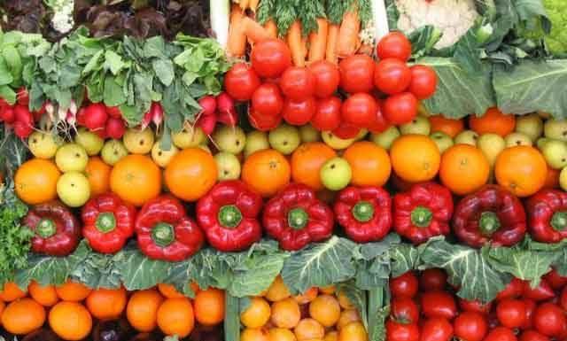 Таблица калорийности, гликемического индекса, овощей, зелени и фруктов на 100 грамм
