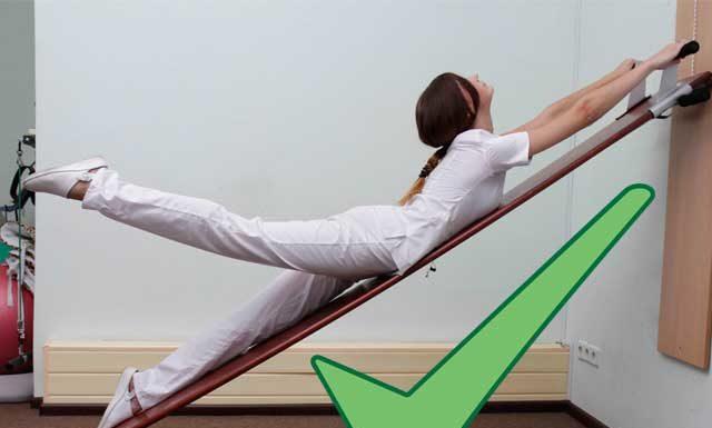 Доска Евминова: упражнения для позвоночника, при межпозвоночной грыже