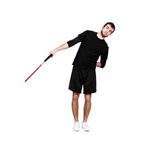Упражнения с фитнес-резинкой для пресса 1